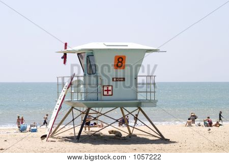 Lifeguard Station #1