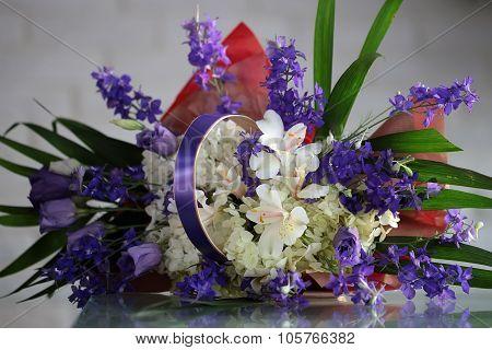 Beautiful Bunch Of Fresh Flowers