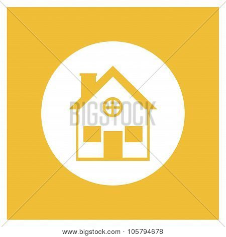Real state residential house