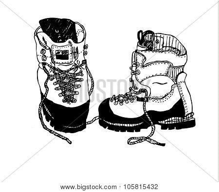Alpine Hiking Boots