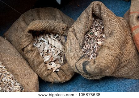 Pellets Primary Material - Wood