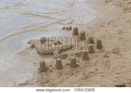 Sand Lizard 2