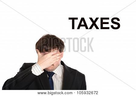 Business In Stress With Title Taxes