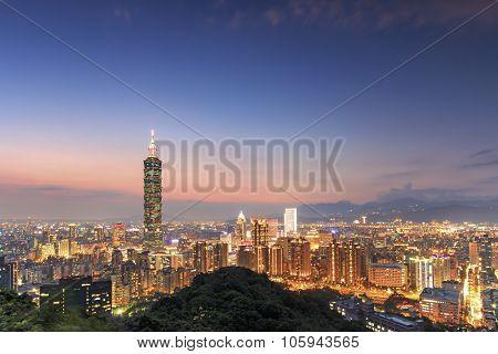 Taipei By Night, In Taiwan