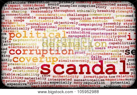 Scandal as a Political or Sexual Concept
