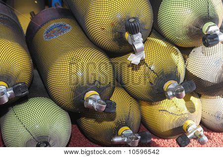 oxygen balloons