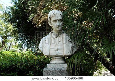 Bust of Domenico Tempio