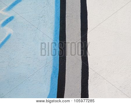 Abstract Vertical Line