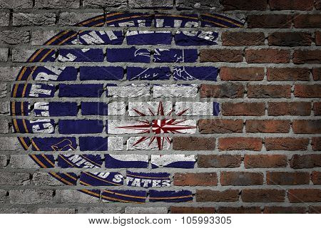 Dark Brick Wall - Cia