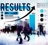Results Conclusion Outcome Achievement Target Concept poster