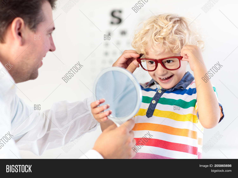 Child Eye Sight Test Image Photo Free Trial Bigstock