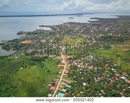 Bluefileds city travel destination in Nicaragua country