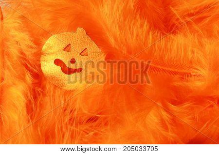 Halloween Background Pumpkin