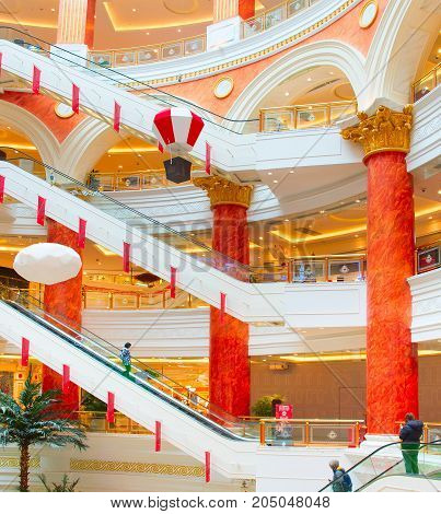 Global Harbour Shopping Mall, Shanghai