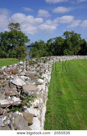 Ancient Monastery Walls