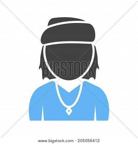 Pirate, boy, bandana icon vector image. Can also be used for Avatars. Suitable for mobile apps, web apps and print media.