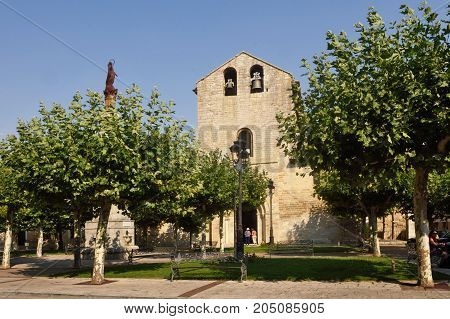 Romanesque Church Of Santa Maria, Carrion De Los Condes, Spain