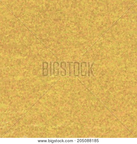 Yellow spotty background with autumn colors for fabric, design, textures, wallpapers, scrapbooking, tiles