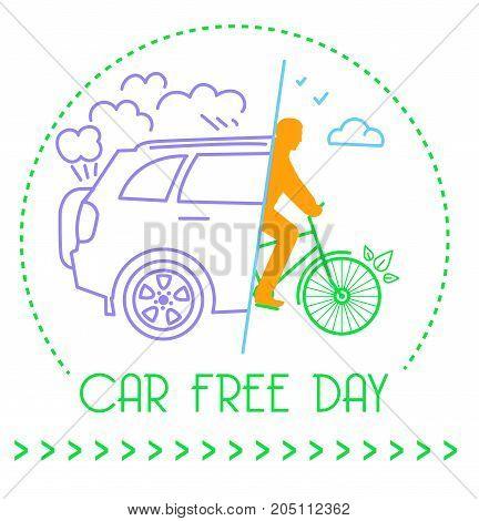 Icon  World Car Free Day