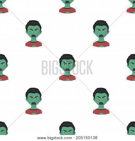 Man, single icon in cartoon style.Man, vector symbol stock illustration .