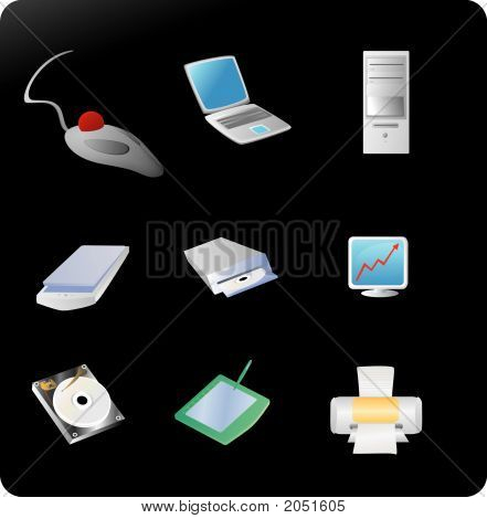 Computer Various Items