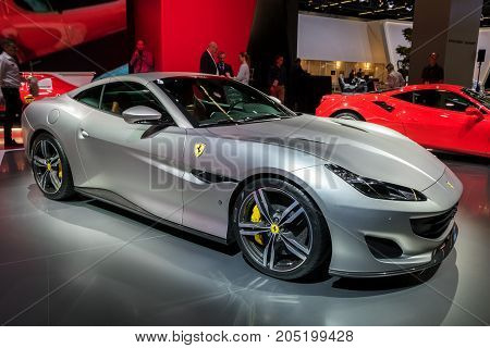 2018 Ferrari Portofino Sports Car