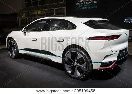 New 2018 Jaguar I-pace Concept Electric Suv Car