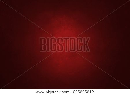 Abstract red background or red paper black vintage grunge background