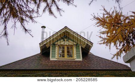 Old Architecture In Suzdal, Russia