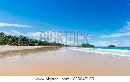 One Of The Most Famous Beaches In The Philippine Islands.
