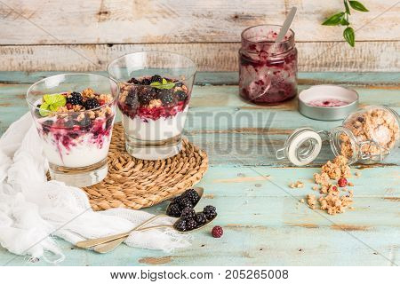 Yogurt Desert