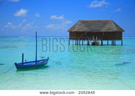 Honeymoon Bungalow And Boat