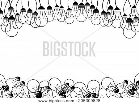 Technology Future Light Bulb Group