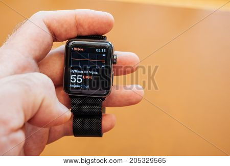 New Apple Watch Series 3 Bpm Heart Rate Activity App