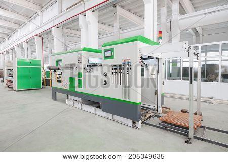 Turning Machine And Equipment