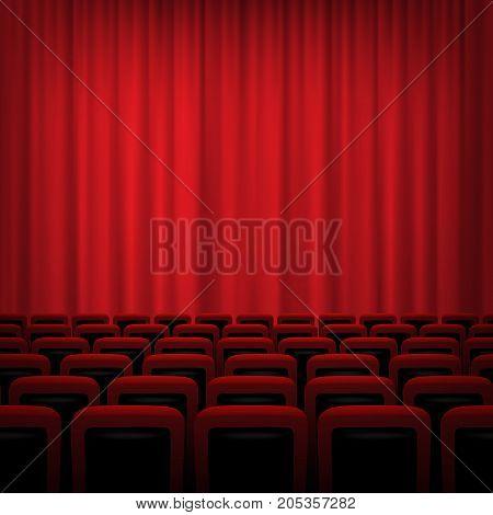 Vector Movie Theatre Vector Photo Free Trial Bigstock