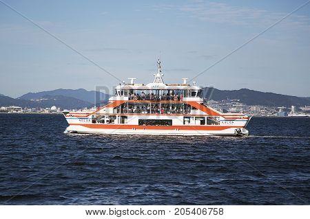 Miyajima Island Ferry Port