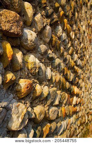 Wall Milan  Italy Old   Church Concrete Wall   The    Abstract  Background  Stone