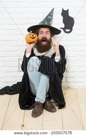 Halloween Autumn Holidays Celebration