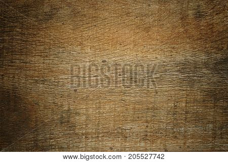 Old wood texture background surface. Wood texture table surface top view. Vintage wood texture background. Natural wood texture. Old wood background or rustic wood background. Grunge wood texture. Surface of wood texture. Timber background of wood texture