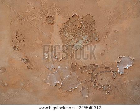 Damp Moisture On Wall