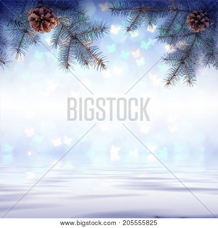 Colorful Christmass Background_1