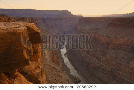 Grand Canyon toroweap viewpoint
