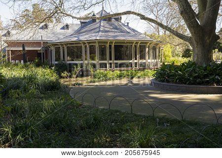 Blanco Botanic Gardens Restaurant, Adelaide Botanic Garden, South Australia