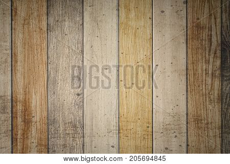 Old Wood Background Weathered wood background panel.Grunge wood background. Abstract background empty template