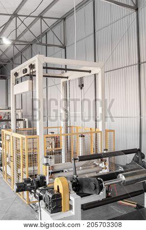 Workshop For Production Of Polypropylene And Polyethylene