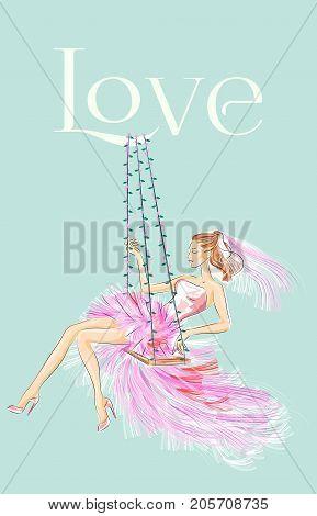 Fashion Sketch Style Vector & Photo (Free Trial) | Bigstock