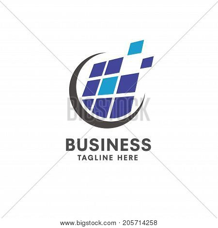 Solar logo concept, Solar energy vector template. Vector solar panel , technology logo vector