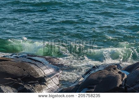 Bay Of Superior Lake