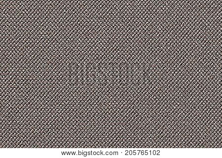 Abstract bulge monochrome illustration. Seamless texture. Design pattern for background.